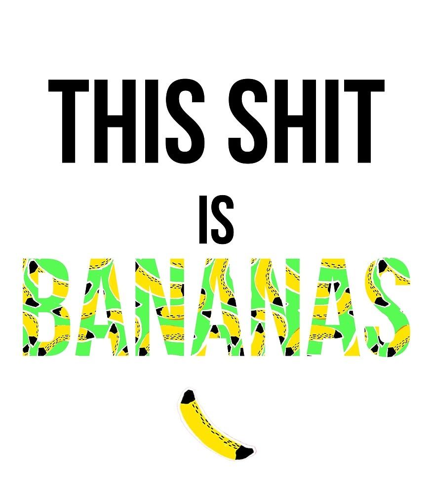 Bananas by gatofoli