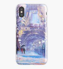 Eiffel Tower Paris iPhone Case/Skin