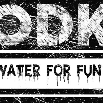 Vodka happy water for fun people by Melcu