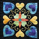 One Square of a Quilt by Merilyn