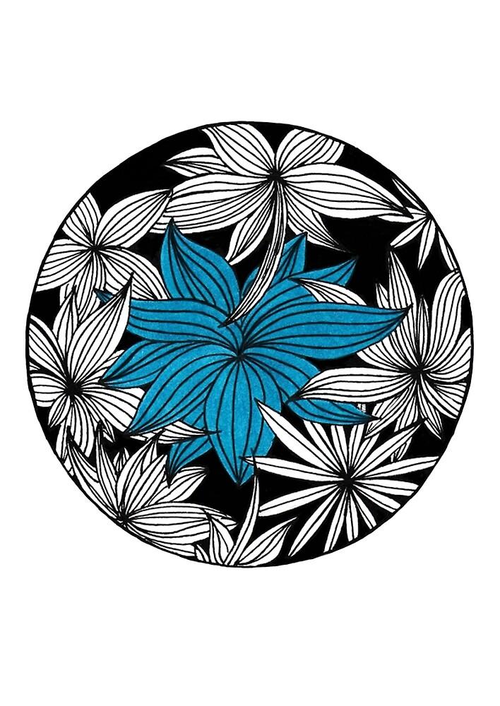 BLUE 2 by Beaglebug
