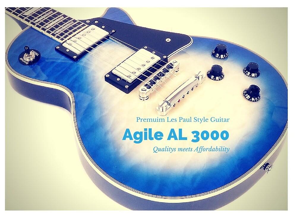 Buy Agile Guitars with 7 Strings by julienbarren
