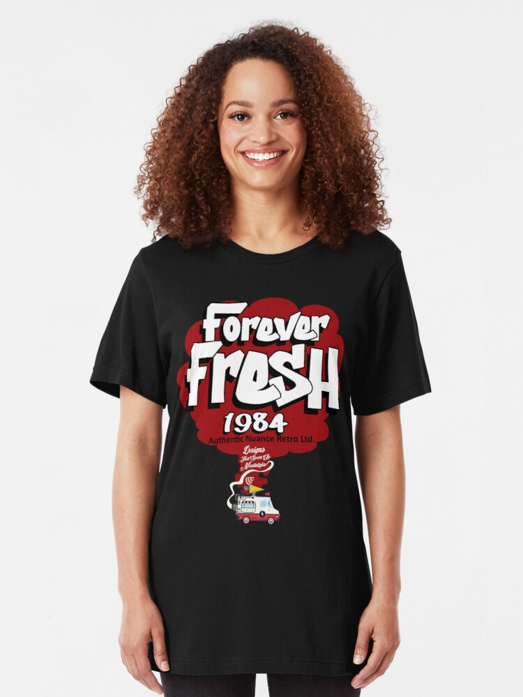 Alternate view of FOREVER FRESH 1984 COLLECTION  Slim Fit T-Shirt