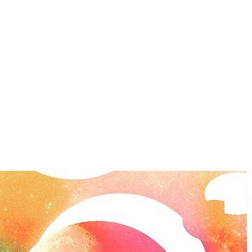 Moon print  by Gendermoony