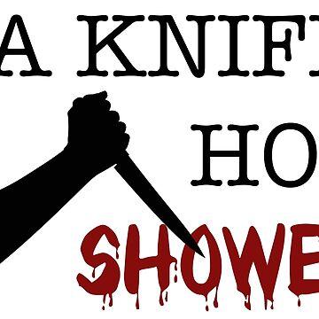 Psycho: Ein Messer heiße Dusche von Upbeat
