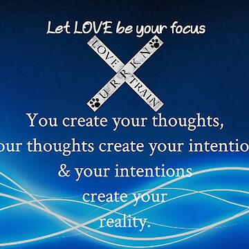 Let LOVE be your focus by URRKN