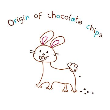 The Origin of Chocolate Chips by paintedreboot