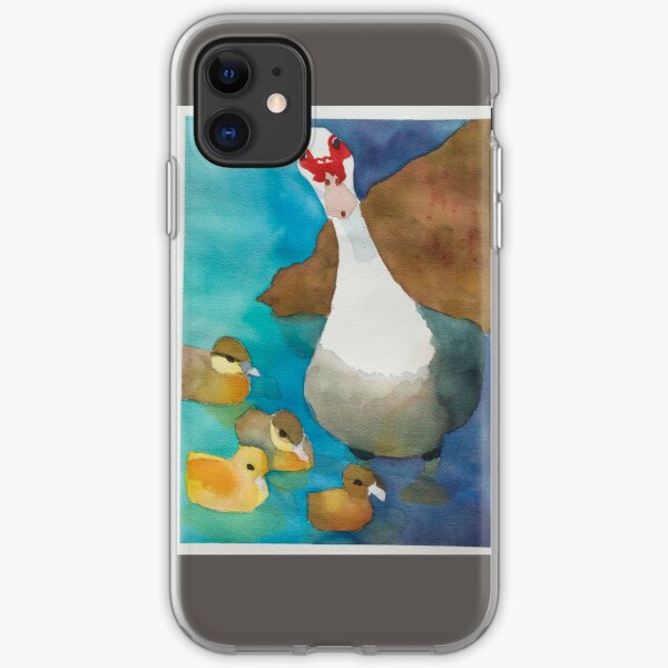 Sunny & the Chicklets iPhone Soft Case