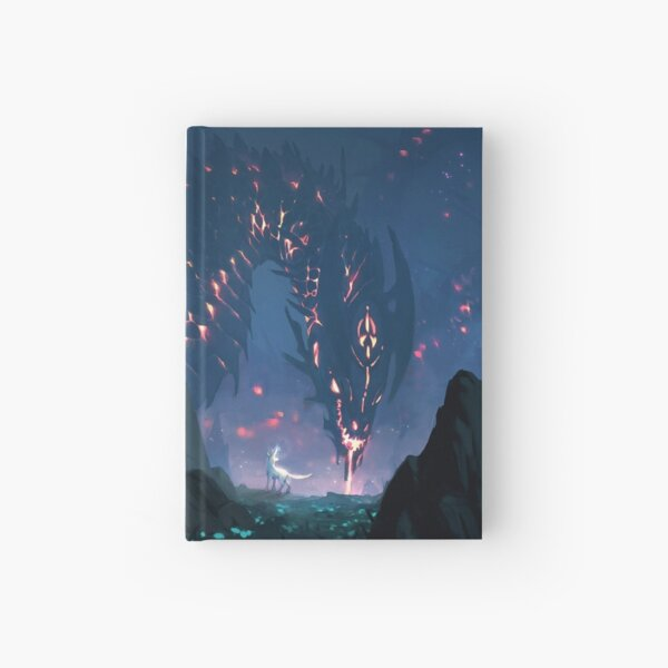from the depths Hardcover Journal