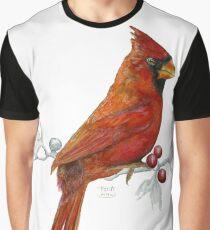 Goauche Cardinal Graphic T-Shirt