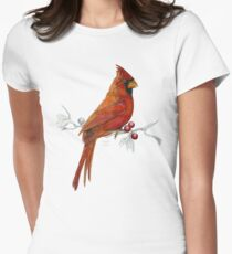 Goauche Cardinal Fitted T-Shirt