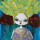 Leilani (Heavenly Flower) by Jen Jovan