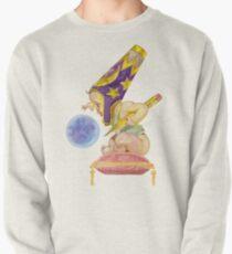 Watercolor Wizard Baby Pullover Sweatshirt
