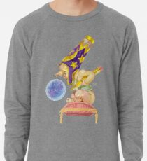 Watercolor Wizard Baby Lightweight Sweatshirt