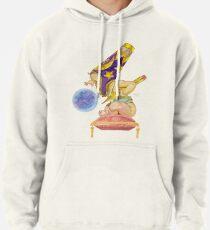 Watercolor Wizard Baby Pullover Hoodie
