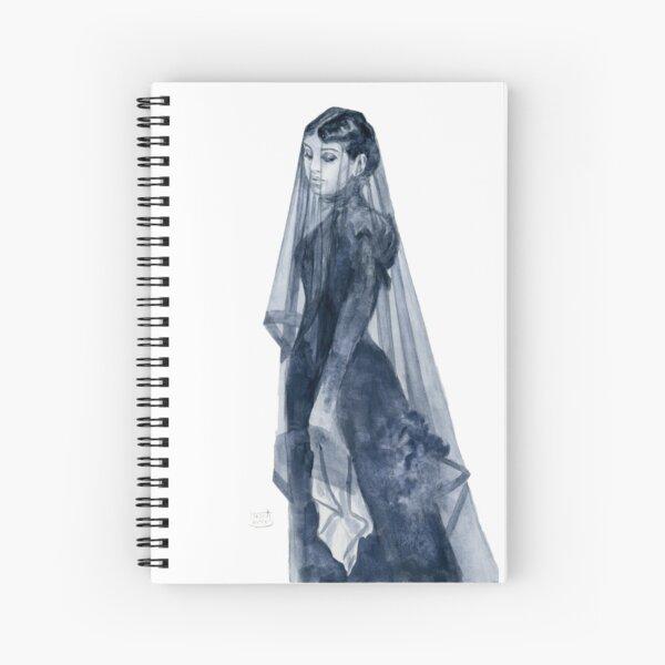Zorn Widow Study Spiral Notebook