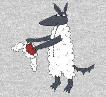 Mr Wolf's dinner suit.