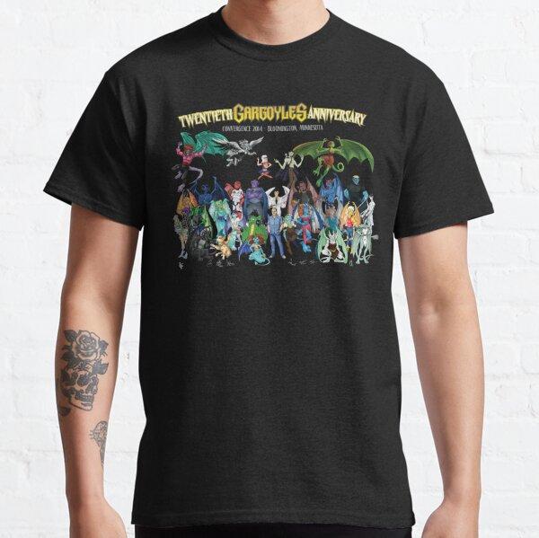 Twentieth Gargoyles Anniversary Classic T-Shirt