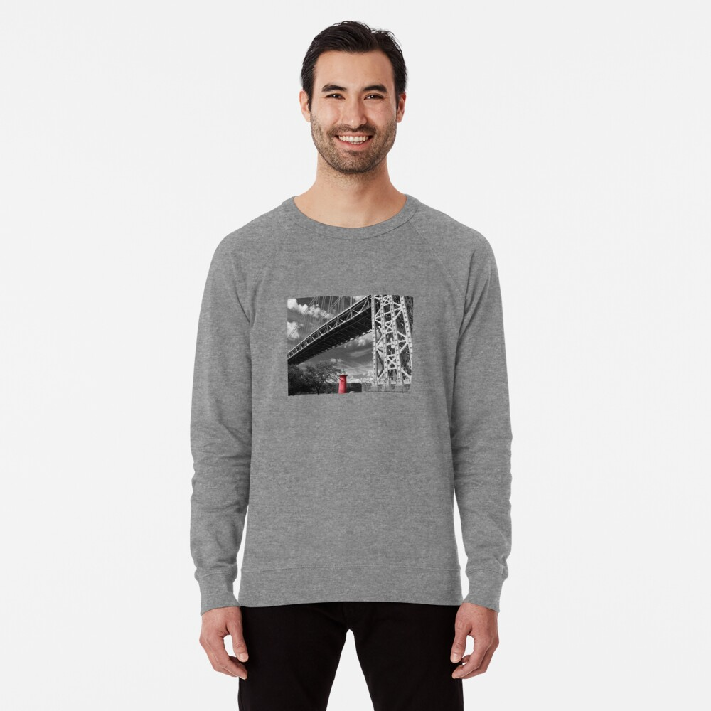 A MIghty Presence Lightweight Sweatshirt