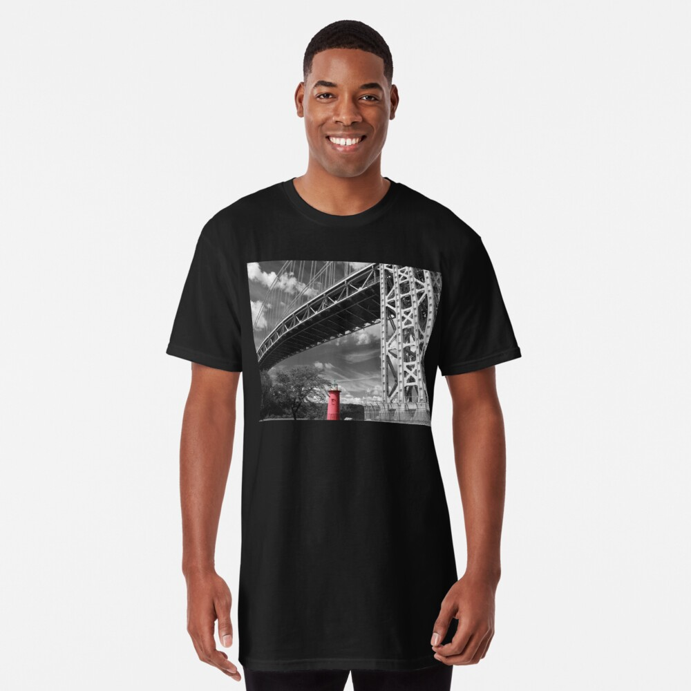 A MIghty Presence Long T-Shirt