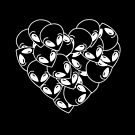 Alien Heart by Silvana Arias by SilvanaArias