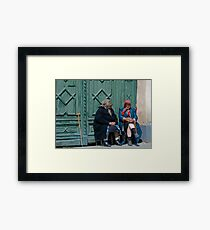 OnePhotoPerDay Series: 108 by L. Framed Print