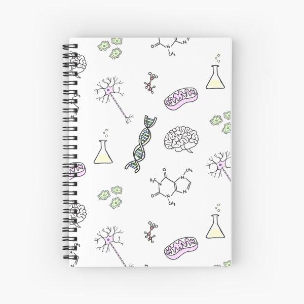 Science! Spiral Notebook