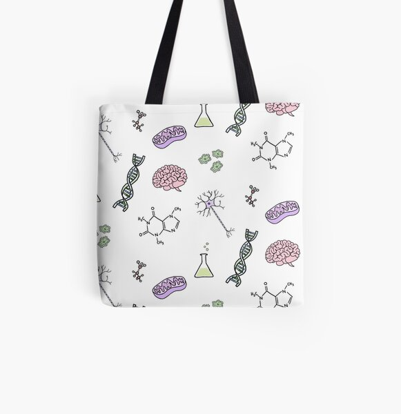 Science! All Over Print Tote Bag