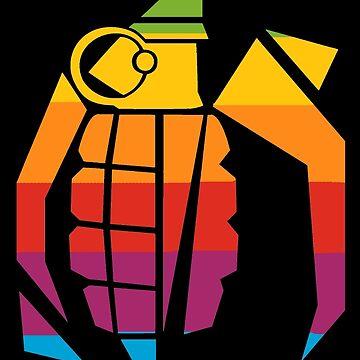 Think Awful Logo by goonrathi