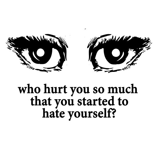 I Hate Myself Posters By Thesurgeon Redbubble