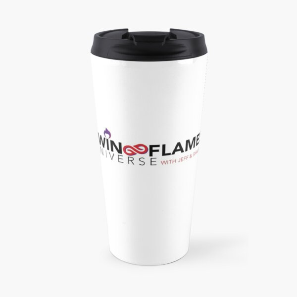 Twin Flames Universe - Classic T-Shirt Travel Mug