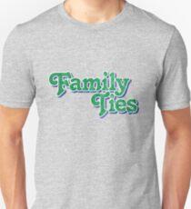 Family Ties Slim Fit T-Shirt