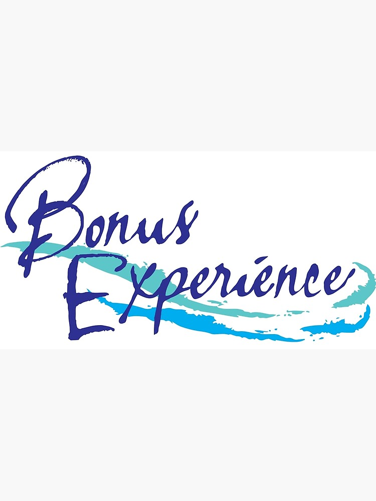 Sparkling Water BXP Logo - Unflavored by BonusExperience