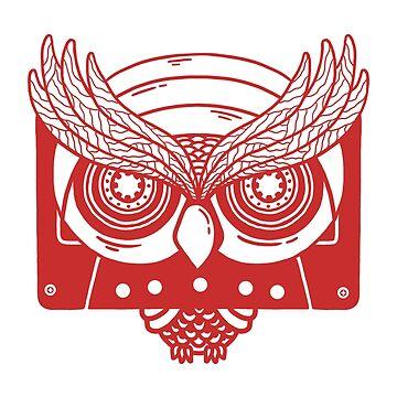 Owl Anthem by merupa