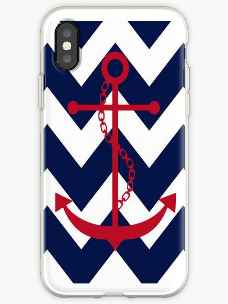 anchor case+chevron by HayleaC