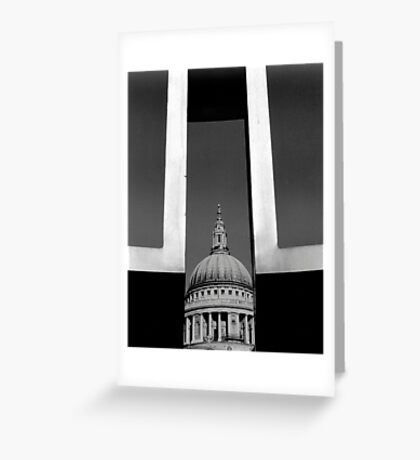 St Paul's Greeting Card