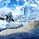 How Can a Polar Bear This? by sirthomas1960