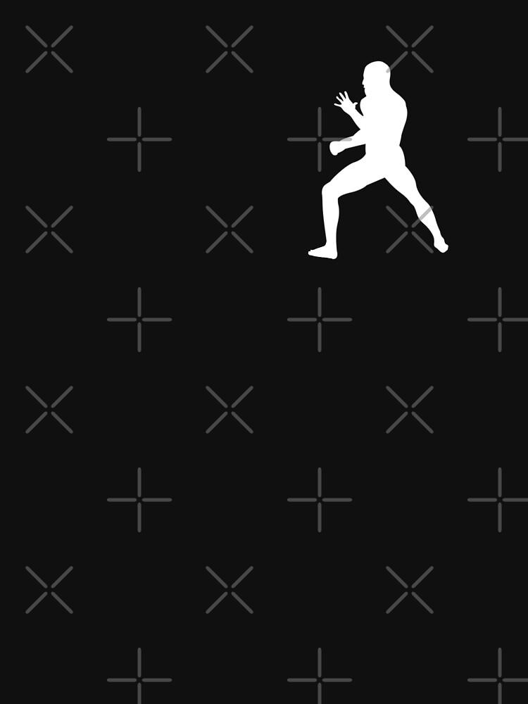 Conor McGregor  silhouette  by azule1