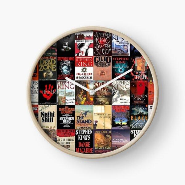 Stephen King Romans Horloge