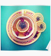 Lemon Tea Poster
