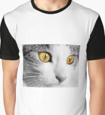 Cat Eyes Graphic T-Shirt