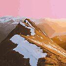 «Montaña de goma» de Zala Farah