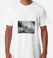 Cat OMG Long T-Shirt