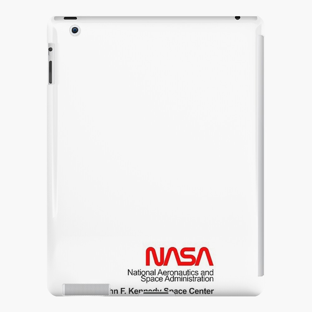 NASA x Vans (Space White) iPad-Hülle & Skin