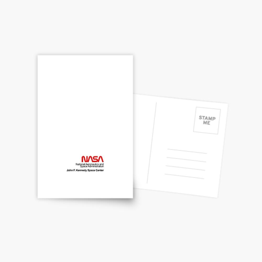 NASA x Vans (Space White) Postkarte