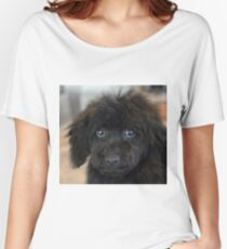 Sky, An Arizona Mini-Toy Poodle Women's Relaxed Fit T-Shirt