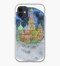 Russian Castle & Flying Castle iPhone Case