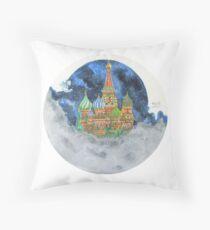 Russian Castle & Flying Castle Floor Pillow