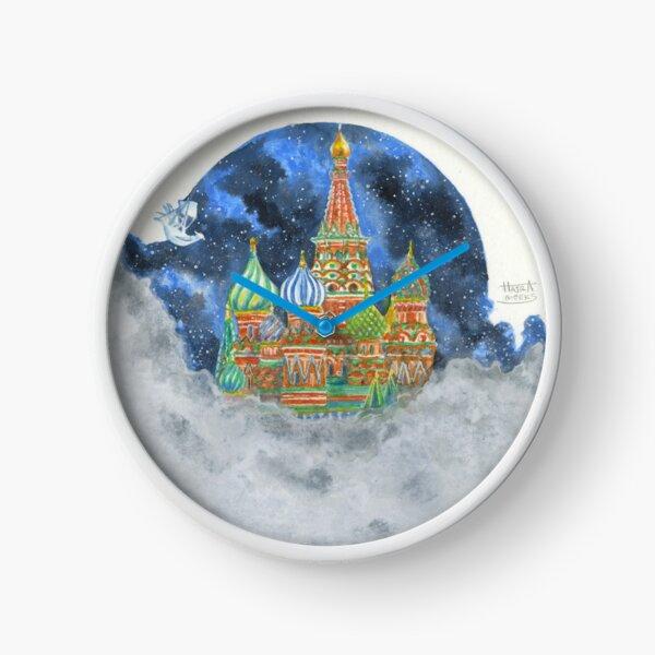 Russian Castle & Flying Castle Clock