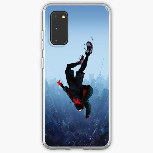Miles Morales jump Samsung Galaxy Soft Case